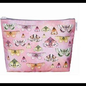 NWT Designers Guild Issoria Rose Pink Make Up Bag